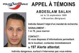 Paris attacks suspect Salah Abdeslam chose not to blow himself up, says brother