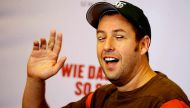Adam Sandler croons fourth edition of The Hanukkah Song