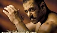 One year of Sultan: When Salman inspired us with his power packed dialogues