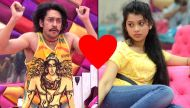 Bigg Boss Double Trouble: Love is in the air for Rishabh-Digangana
