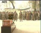 21 guns salute for Col Mahadik; huge crowd at Satara to pay tributes