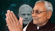 नीतीश की वापसीः बिहारी के शपथ ग्रहण में बाहरियों का जमघट