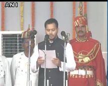 Tejaswi Yadav to be Bihar's Deputy Chief Minister