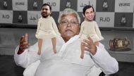 Lalu Ke Bacche: why the swearing in is a slap on Bihar's trust vote
