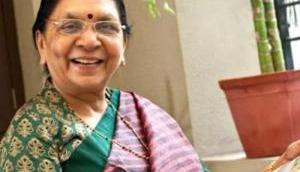 Anandiben Patel takes additional charge as Chattisgarh governor