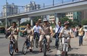 This is how one car-free day affected the national capital