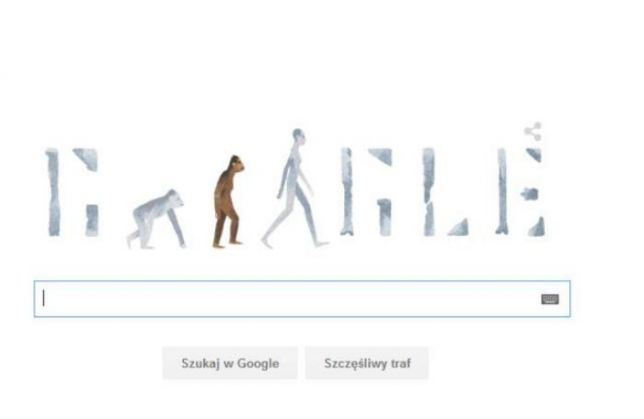 Google celebrates 41 years of Lucy's skeletal discovery with doodle