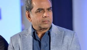 Tie Arundhati Roy to jeep instead of stone-pelter, says Paresh Rawal