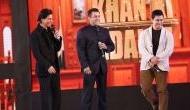 बॉलीवुड के तीनों ख़ान के स्टारडम पर आमिर ख़ान ने दिया चौंकाने वाला जवाब