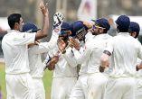 तीसरा टेस्ट: नागपुर में मिली जीत, टेस्ट सीरीज टीम इंडिया के नाम