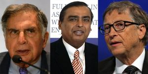 Tata, Ambani, Gates and other world's richest come together for clean energy technologies