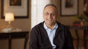 Robin Hood of tech? This Indian-born billionaire is giving 99% of his wealth to innovators