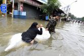 Tamil Nadu: Heavy rain lashes southern districts, flood alerts issued; schools closed in Chennai