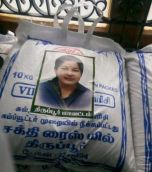 Amma in the time of floods: Jaya forces her face on Chennai food packets