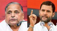 अखिलेश यादव कुछ भी चाहें, राहुल गांधी, मुलायम को प्रधानमंत्री नहीं बनने देंगे