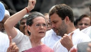 Congress chief Rahul Gandhi leaves  message for BJP's 'troll army' tweets, 'taking mom for a check-up I'll be back soon'; BJP responds like a boss