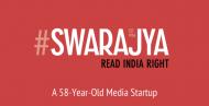 Not just left-wing literature: Swarajya Magazine's stall vandalised