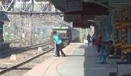 रेलवे ट्रैक पर तीन युवकों ने ली जिंदगी की आखिरी सेल्फी