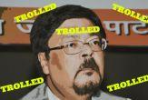 BJP's Chandan Mitra calls Twitter trolls 'jobless', bhakts troll back with a vengeance