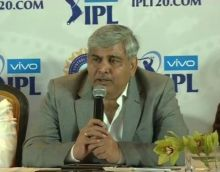 New IPL teams to increase BCCI's revenue by 360 crore, says Shashank Manohar