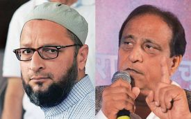 Is it going to be Owaisi vs Azam Khan in 2017 UP elections?