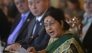 Extra security to Indian diplomats posted in conflict zones: Sushma Swaraj