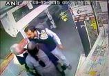 Video: Elderly couple thrashed by drunk man in Chandigarh shop