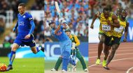 Flashback 2015! Meet the pulsating record-breakers in sports