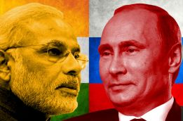 Modi is in Russia. Here's what he can look at