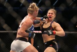 Rousey knocked out, Barca's treble... 13 moments that defined sports in 2015