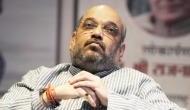 BJP के स्थापना दिवस पर शाह बोले- मोदी के डर से सांप-नेवला-कुत्ता साथ लड़ रहे चुनाव