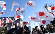 Japan nationalists protest wartime sex slave deal with South Korea, ask Shinzo Abe to kill himself