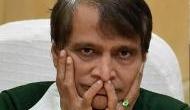 रेल मंत्री प्रभु के इस्तीफ़े की पेशकश पर पीएम मोदी ने इंतज़ार करने को कहा