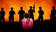 Red Flag Day: Soldiers raped a 14 year old. Where's the outrage?