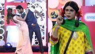 Happy New Year says Bigg Boss 9: Mandana Karimi dances with Siddharth and Keith; Rishabh with Gutthi