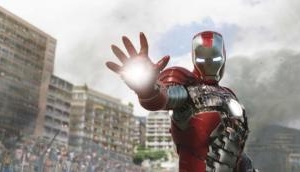 Iron Man gets upgraded armour in 'Avengers: Infinity War'