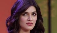 Kriti Sanon clocks three years in Bollywood