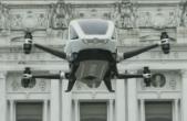 सामने आया दुनिया का पहला पैसेंजर ड्रोन