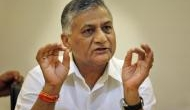 'If someone says that Indian Army is Modi's Army, then he is a traitor to the country,' says BJP's VK Singh