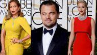 Golden Globes 2016 red carpet: Lady Gaga, Jennifer Lawrence, Sam Smith, Kate Hudson dazzle