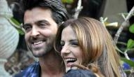 Hrithik Roshan, Sussanne reunite for family vacation