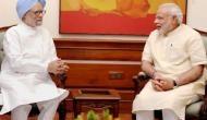 PM Modi greets former PM Manmohan Singh on his birthday