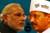 'ये लड़ाई नरेंद्र मोदी और अरविंद केजरीवाल के बीच है'