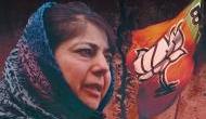 जम्मू-कश्मीर: 370 हटाने के बाद पीडीपी के कई बड़े नेता हुए बीजेपी में शामिल