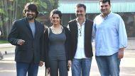 Saala Khadoos is nothing like PK or Munnabhai MBBS; Then why did Rajkumar Hirani back this Madhavan film?