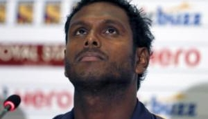 Angelo Mathews re-appointed as Lanka's limited-overs captain