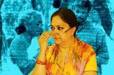 वसुंधरा सरकार: जवाबदेही मांगते कार्यकर्ताओं पर लाठी भांजते विधायक