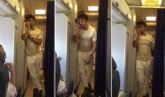 विमान में गाने पर 5 क्रू मेंबर्स सस्पेंड, सोनू निगम बोले यह वाकई असहिष्णुता है