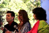 #JLF2016: होमोसेक्सुअलिटी पर मेरे कारण आवाज उठी हैः करण जौहर