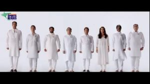 Video: Sports stars singing the anthem will remind you why India is Saare Jahan Se Achcha